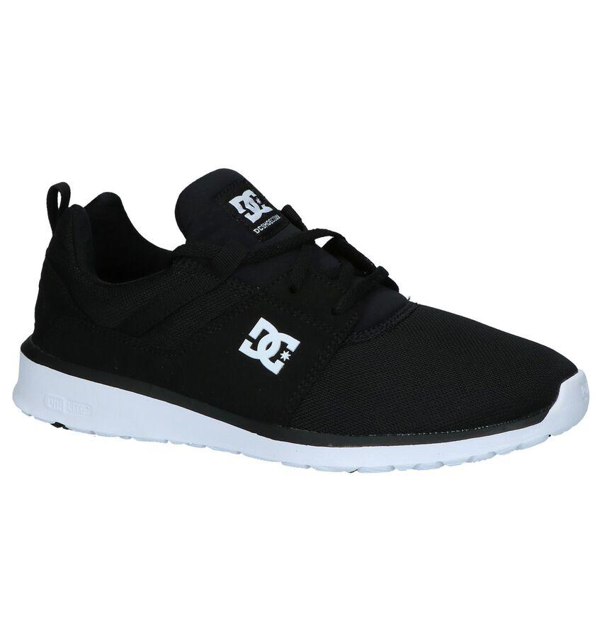 DC Shoes Heathrow Zwarte Sportieve Sneakers