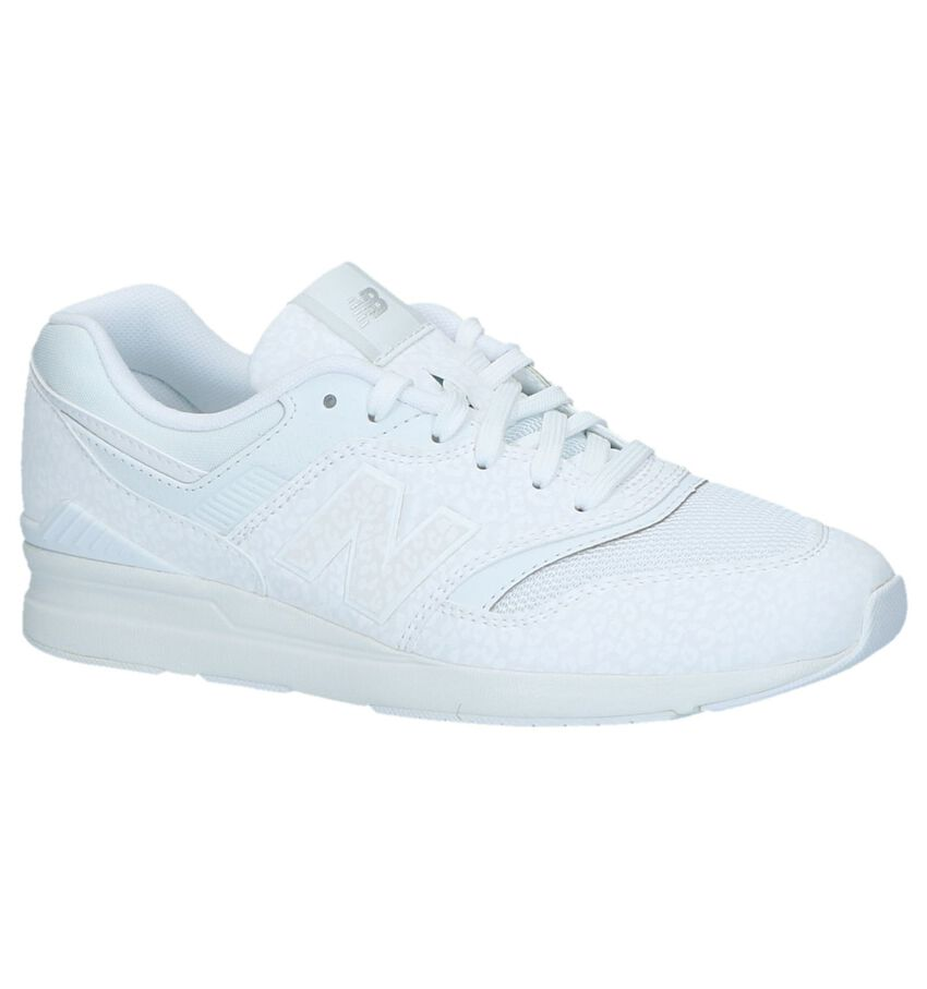 New Balance WL697 Witte Sneakers