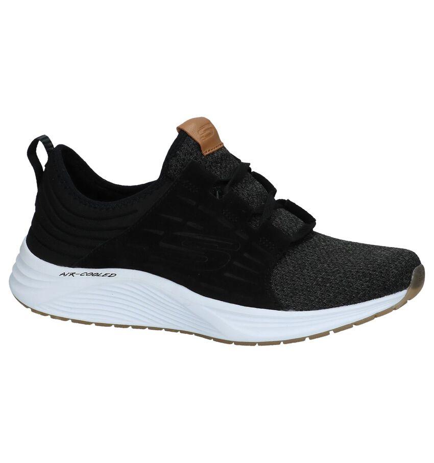 Skeckers Skyline Zwarte Lage Sneakers