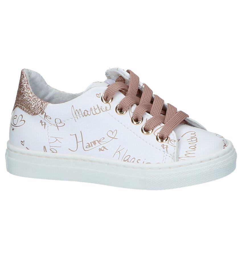 K3 Sneakers Wit