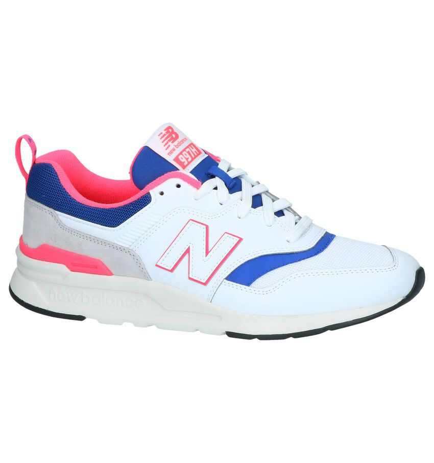 Witte Lage Sneakers New Balance CM 997