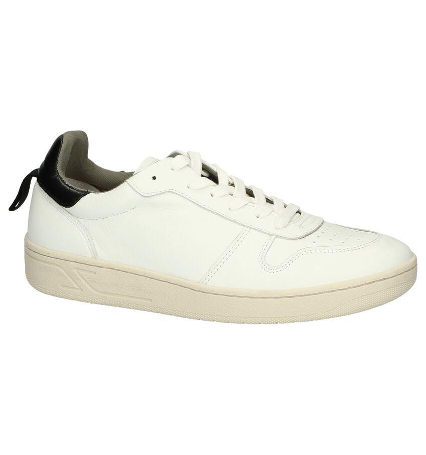 Witte Casual Schoenen Borgo Sport