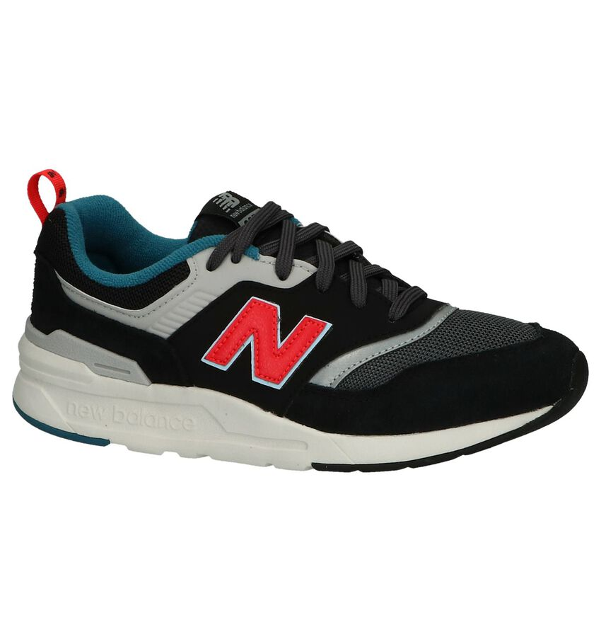 Zwarte Sneakers New Balance PR997