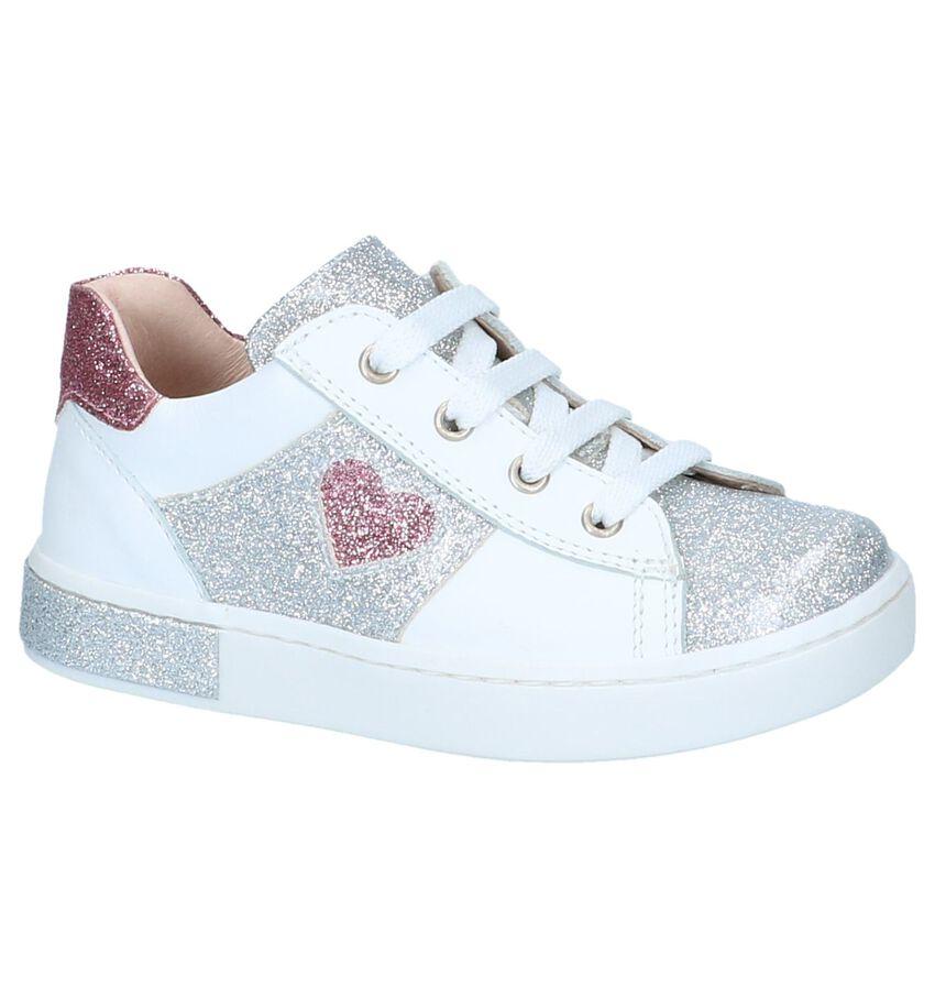 Witte Lage Schoenen K3