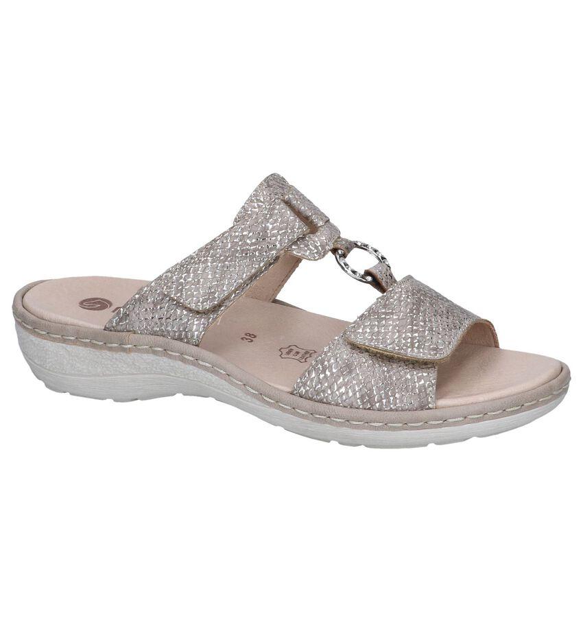 Gouden Slippers Remonte