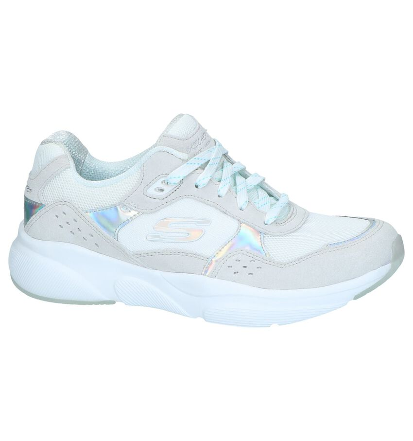 Witte Sneakers Skechers Meridia