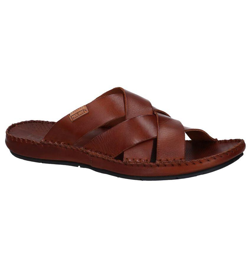 Bruine Slippers Pikolinos Tarifa