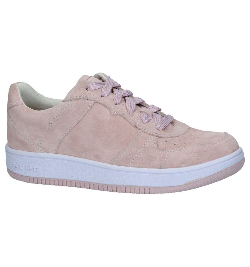 Roze Sneakers Milo & Mila
