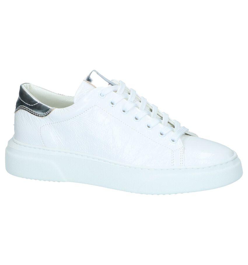 Witte Lage Sneakers Hip