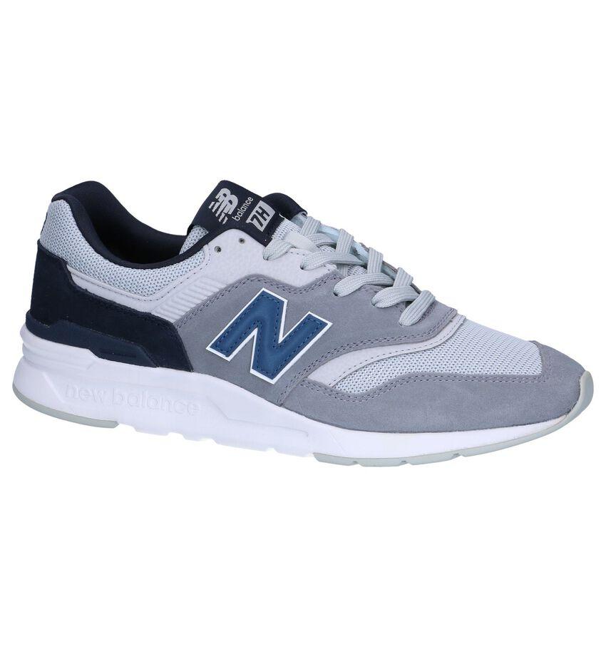 Grijze Sneakers New Balance CM997