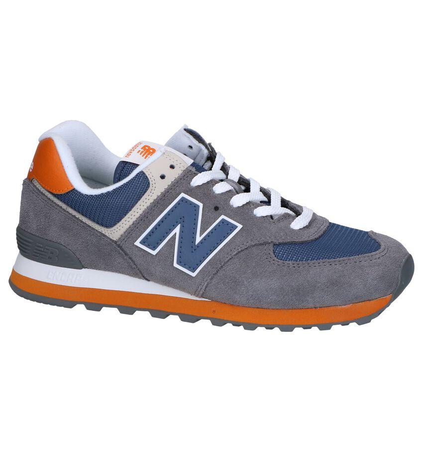 Grijze Sneakers New Balance ML 574