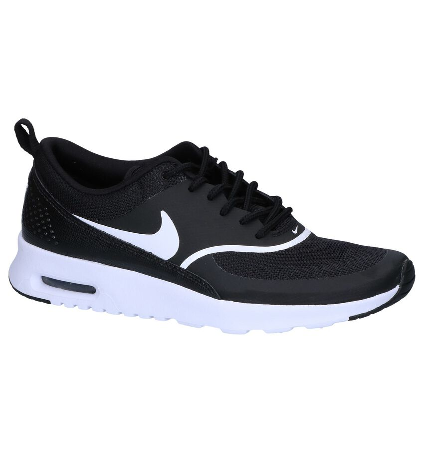 Zwarte Sneakers Nike Air Max Thea