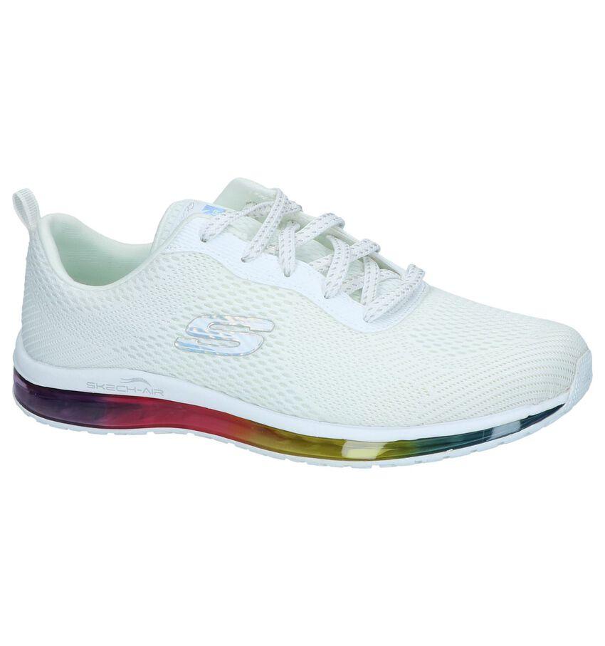 Witte Sneakers Skechers Skech-air