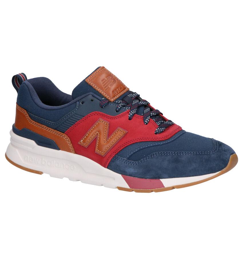 New Balance CM 997 Blauwe Sneakers