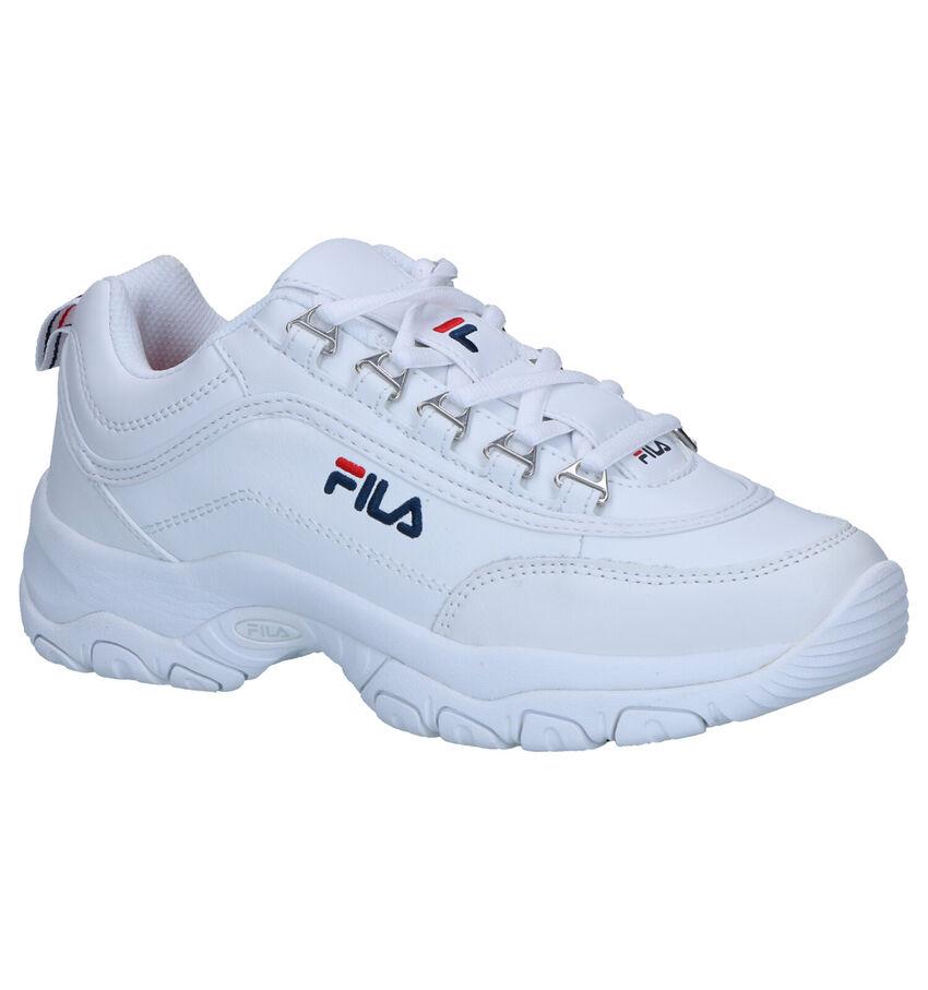 Fila Strada Low Witte Sneakers