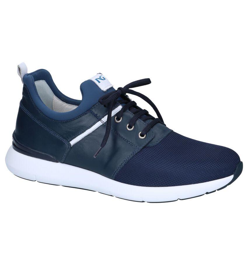 Donkerblauwe Instap Schoenen NeroGiardini