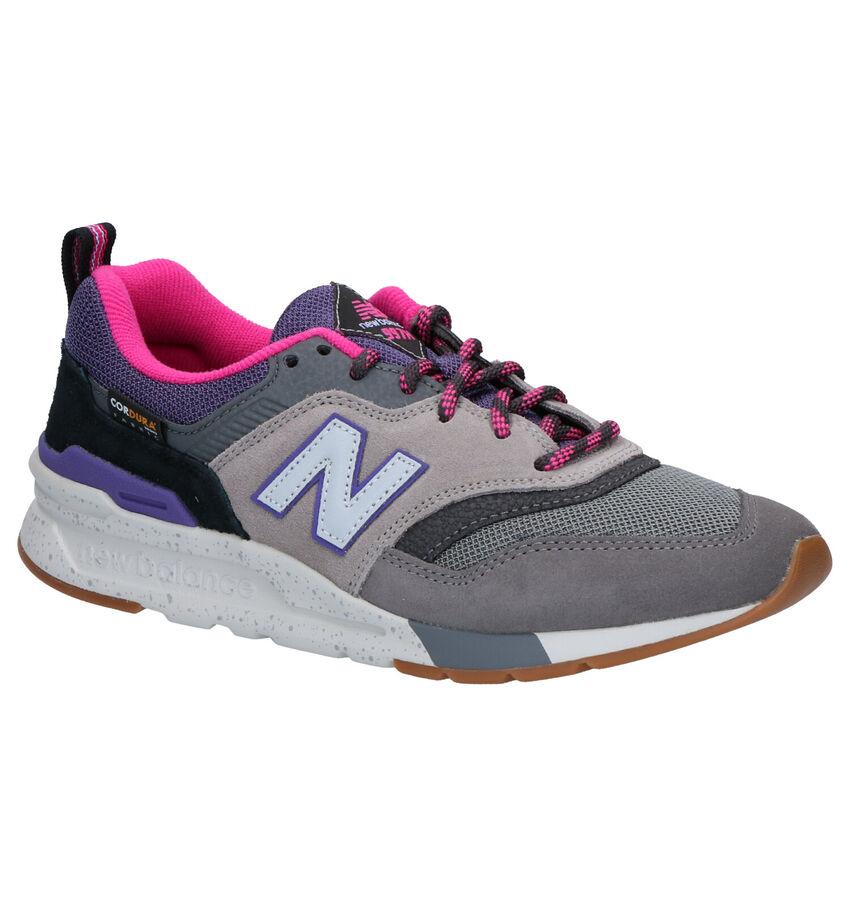 New Balance 997 Grijze Sneakers