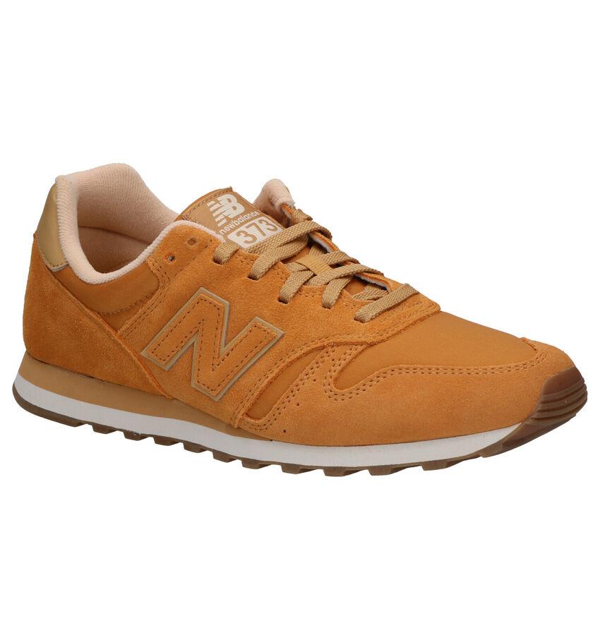 New Balance 373 Sneakers Geel