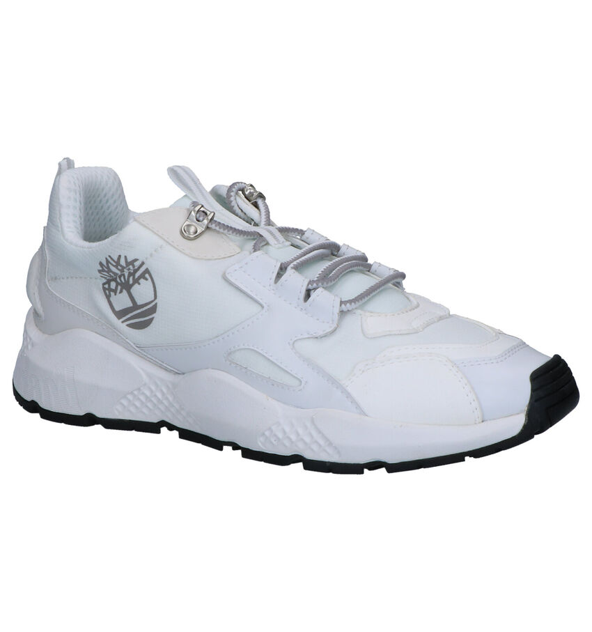 Timberland Ripcord Witte Sneakers