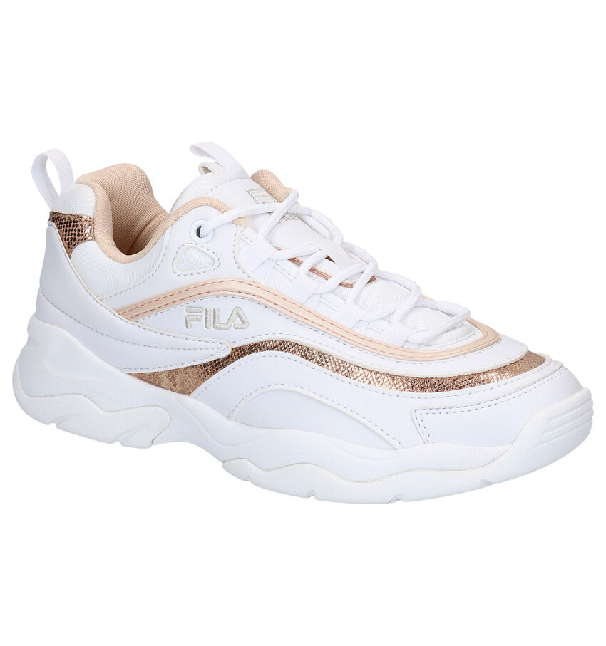 Fila Ray F Witte Sneakers
