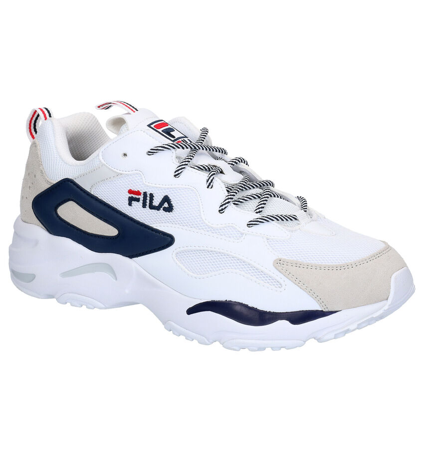 Fila Ray Tracer Witte Sneakers