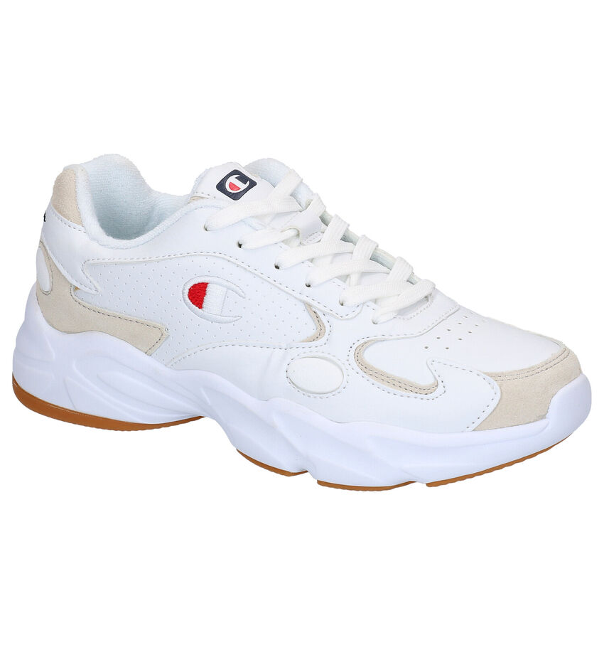 Champion Conway Low Witte Sneakers