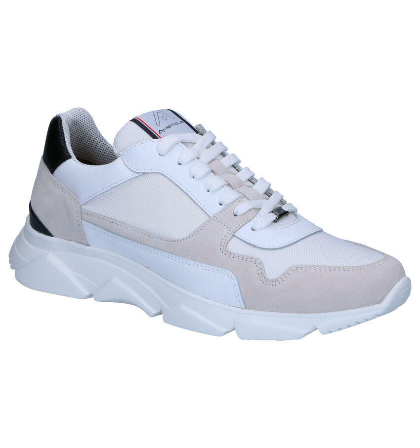 Ambitious Witte Sneakers