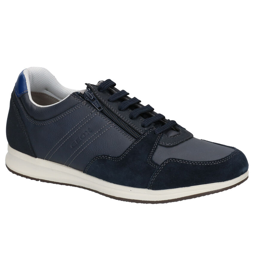 Geox Blauwe Lage Schoenen