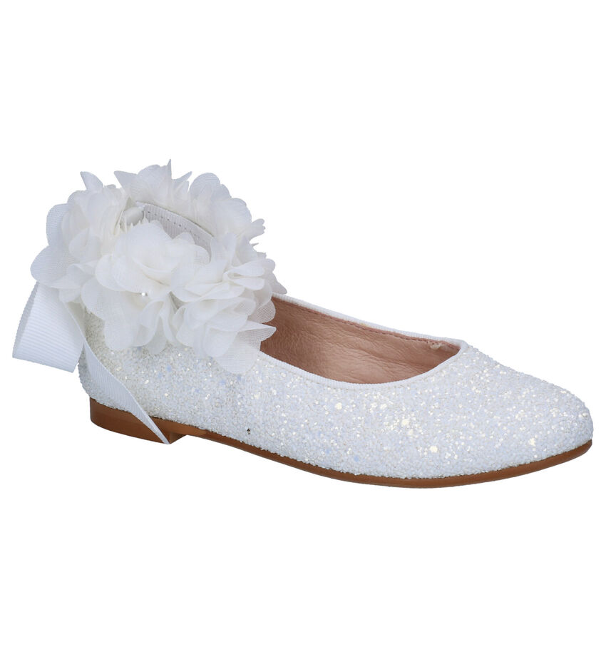 Oca Loca Witte Ballerina's