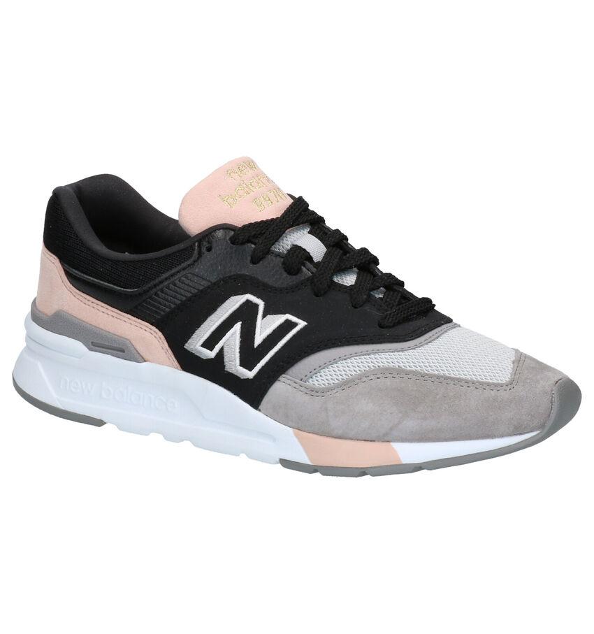 New Balance 997H Sneakers Zwart