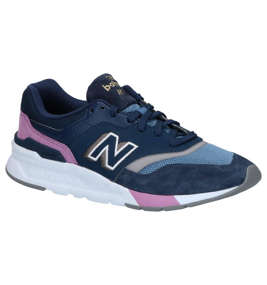 New Balance 997 Blauwe Sneakers