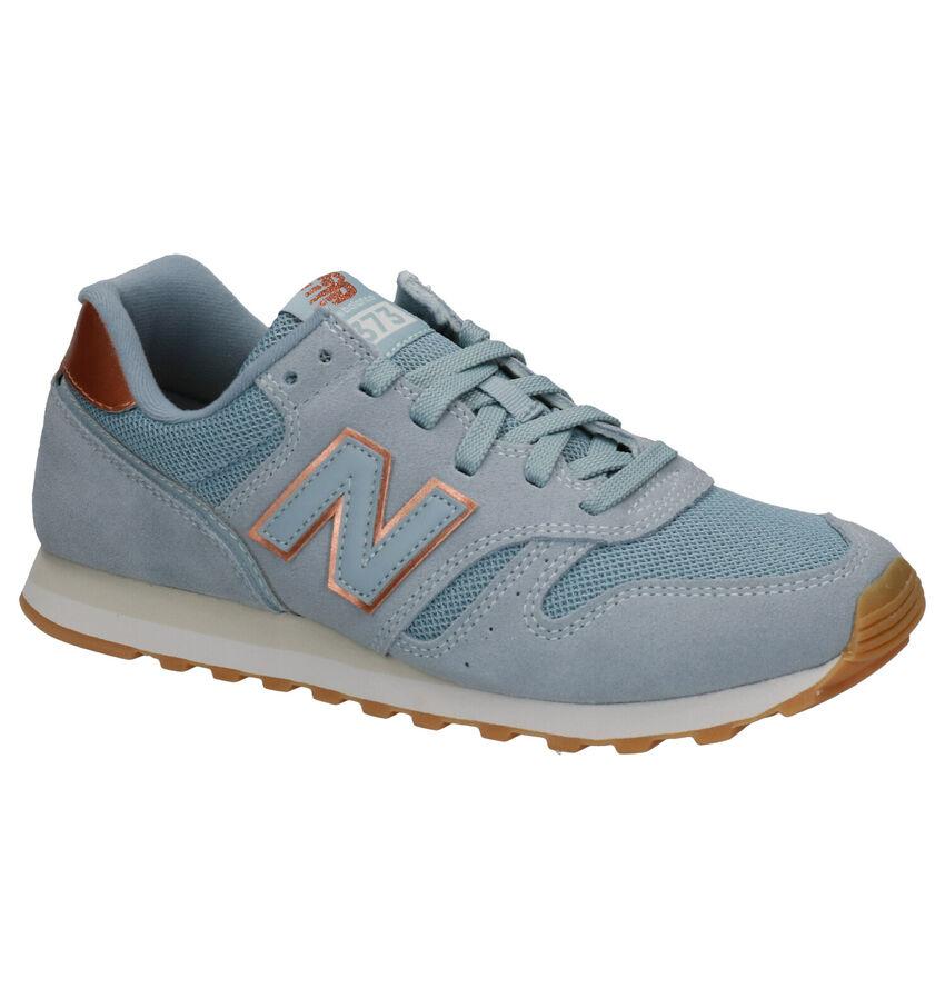 New Balance WL 373 Blauwe Sneakers