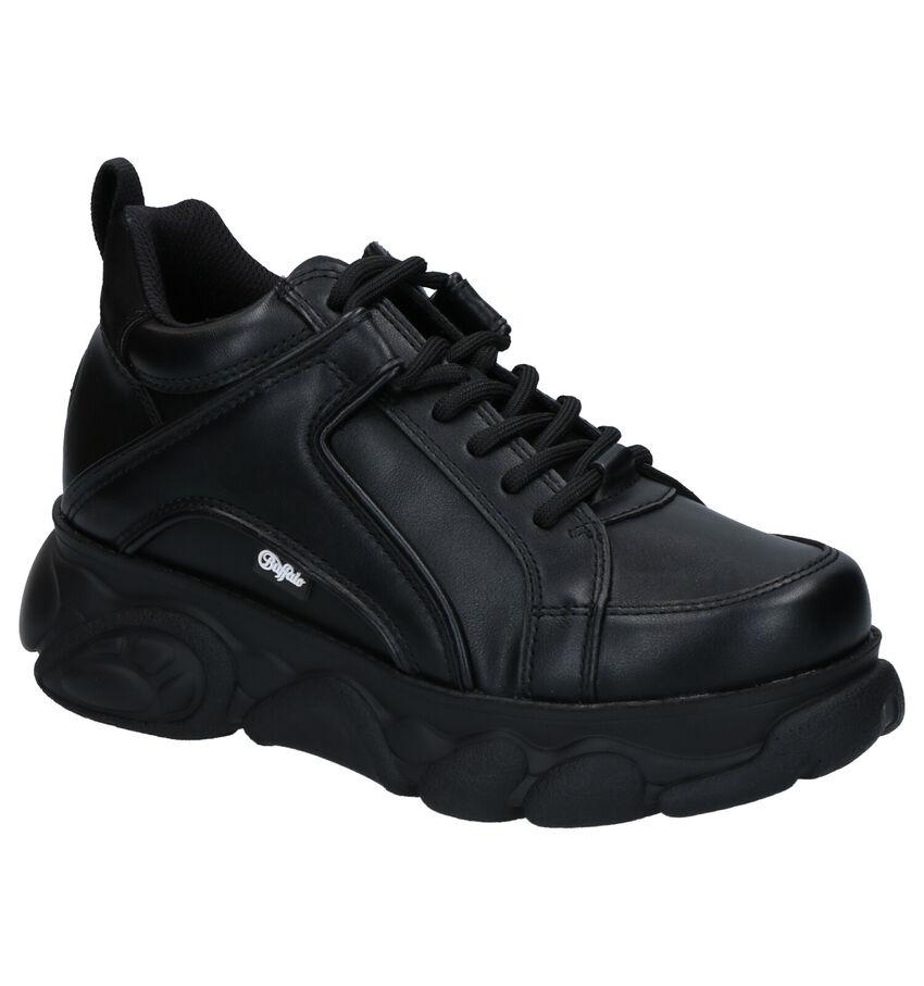 Zwarte Sneakers Buffalo Corin