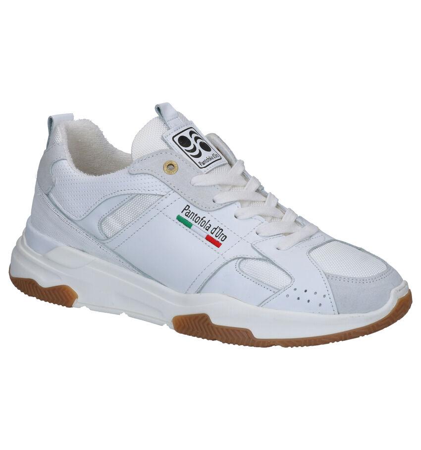 Pantofola d'Oro Anzio Sneakers Wit