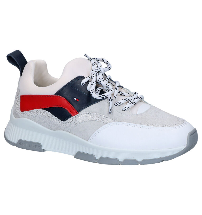 Witte Sneakers Tommy Hilfiger Sporty