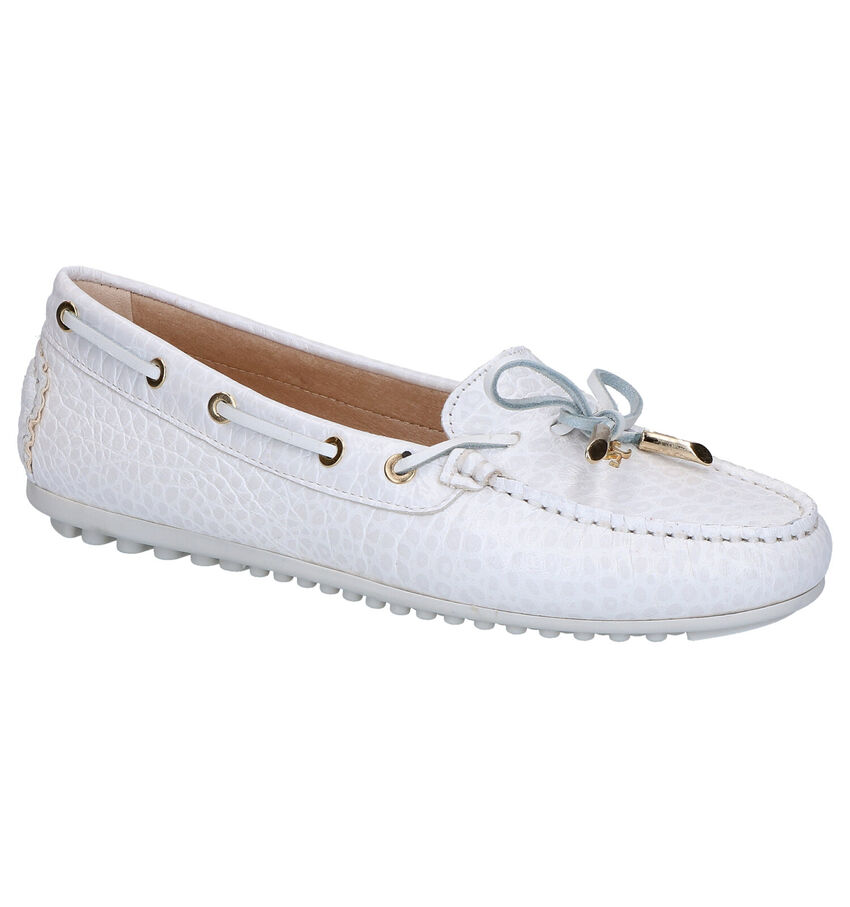 Witte Loafers Scapa