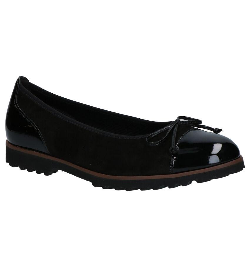 Gabor Zwarte Ballerina's