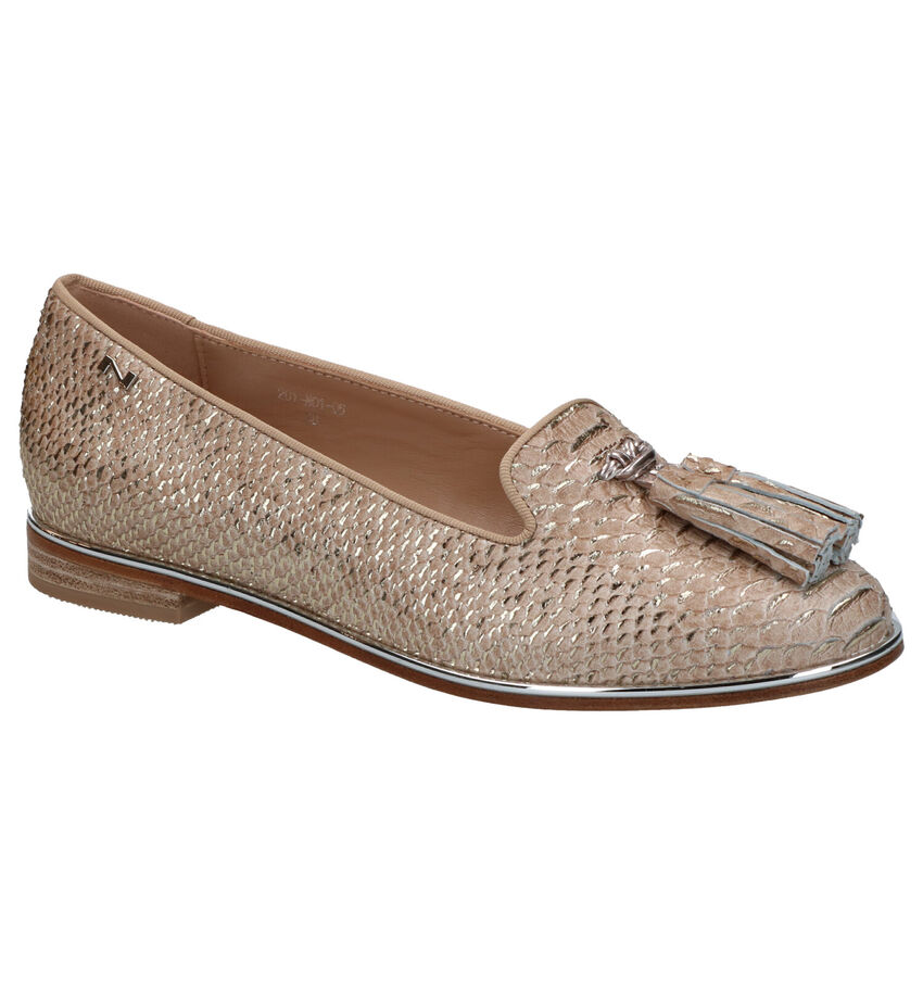 Nathan-Baume Gouden Loafers