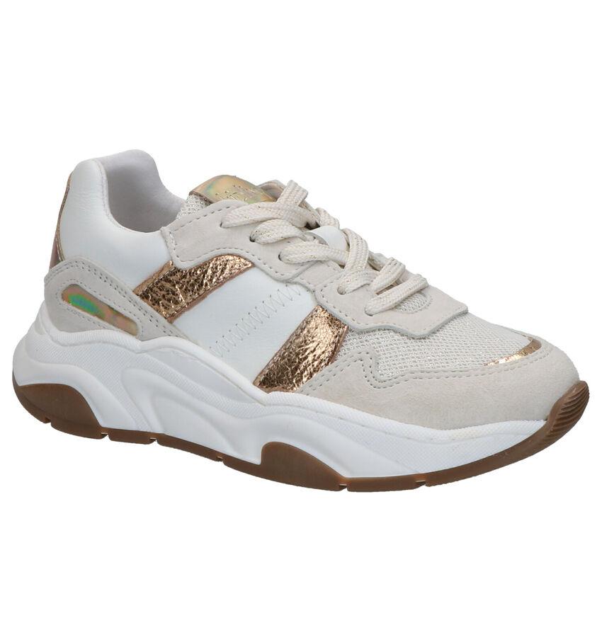 Kipling Mia Witte Sneakers