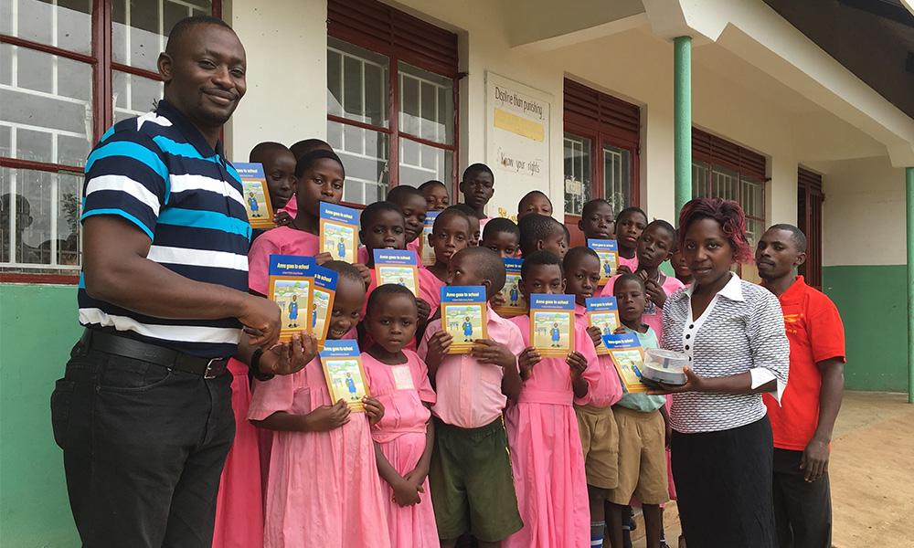 onderwijs in Oeganda