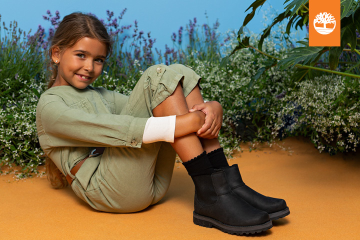Timberland pour enfants