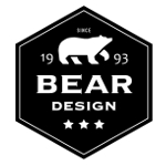 Bear Design logo