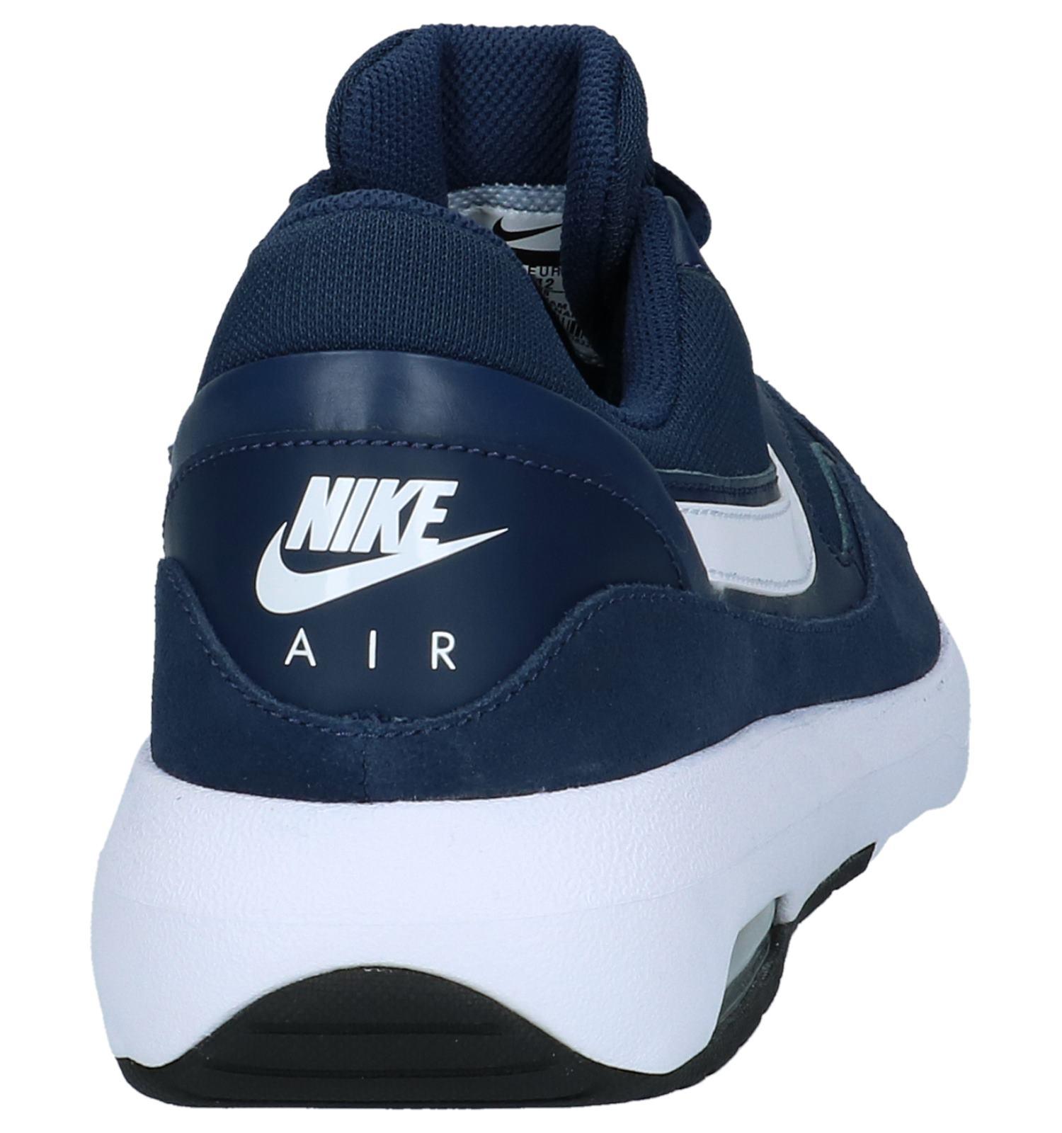 Nike En be Max Donker Gratis Sneakers Nostalgic Verzend Air Torfs Blauwe Retour qw1O57xS