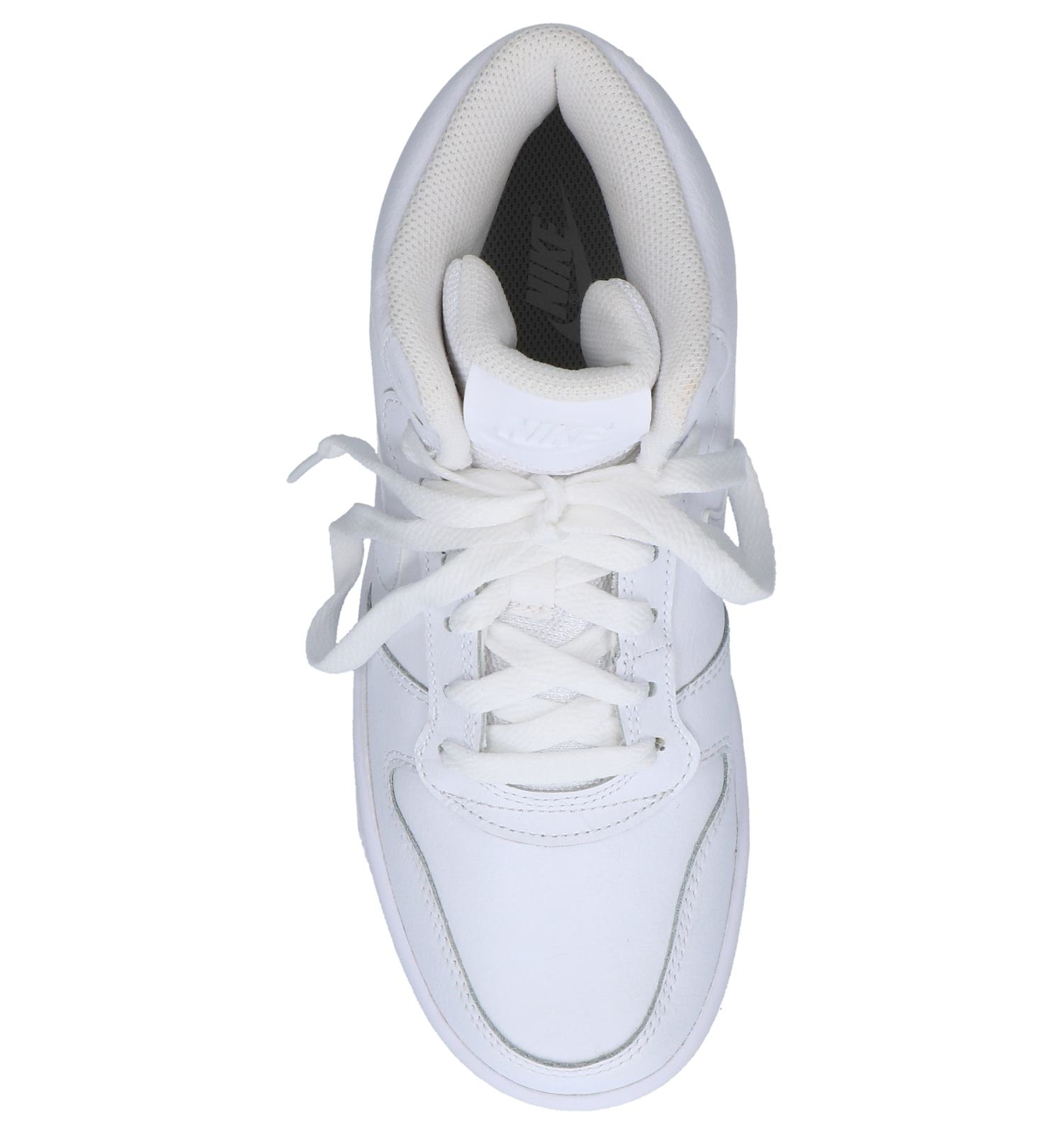 49a650090cd Nike Ebernon Mid Witte Hoge Sneakers | TORFS.BE | Gratis verzend en retour