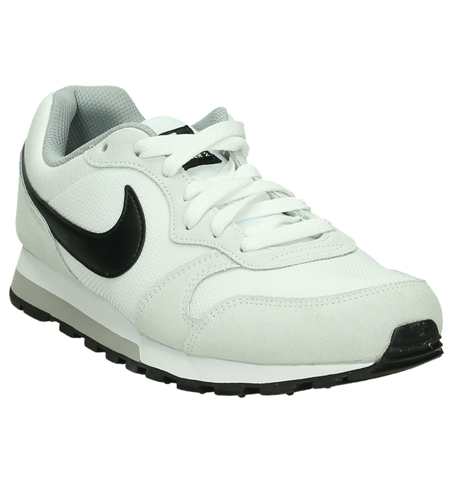 Nike MD Runner 2 dames lage sneakers roze