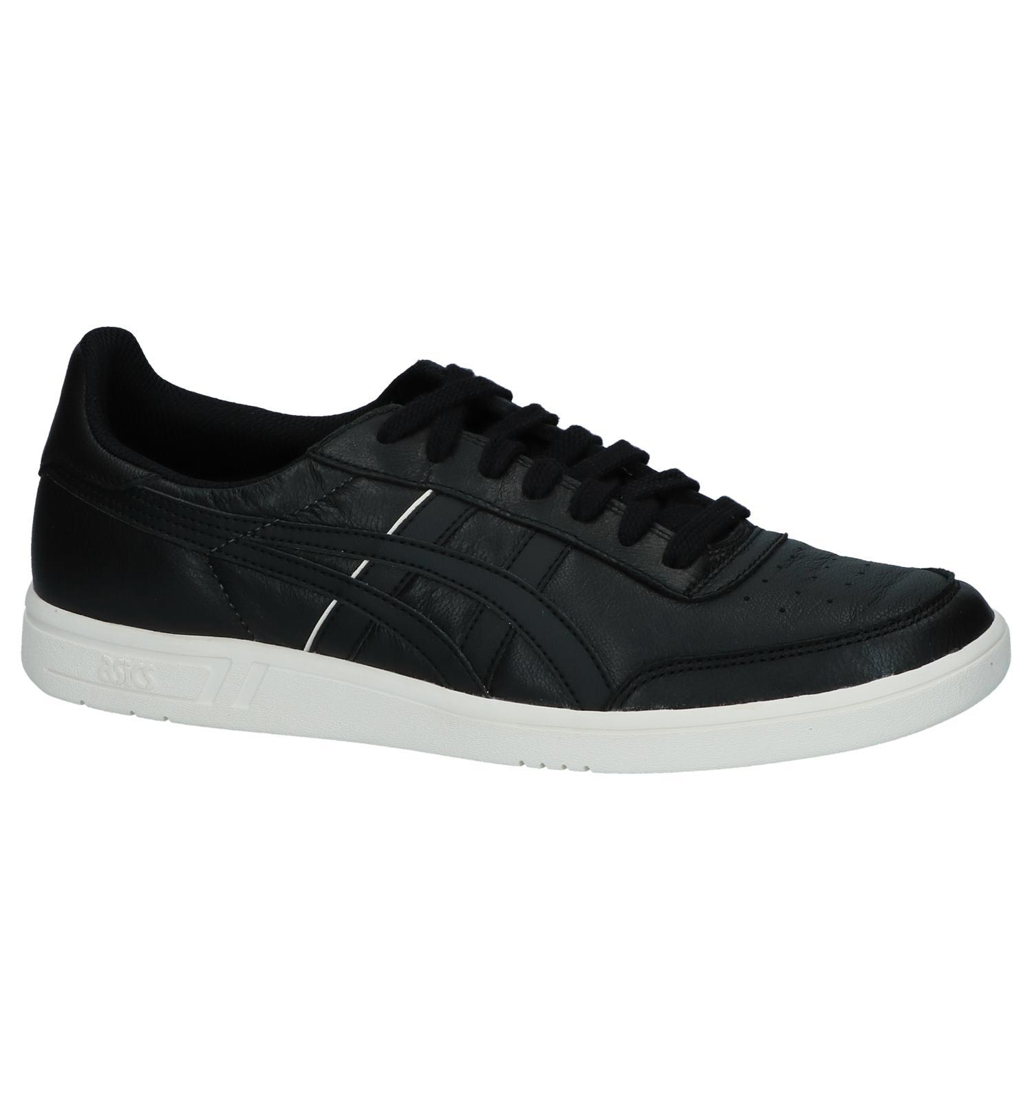 zwarte asics sneakers