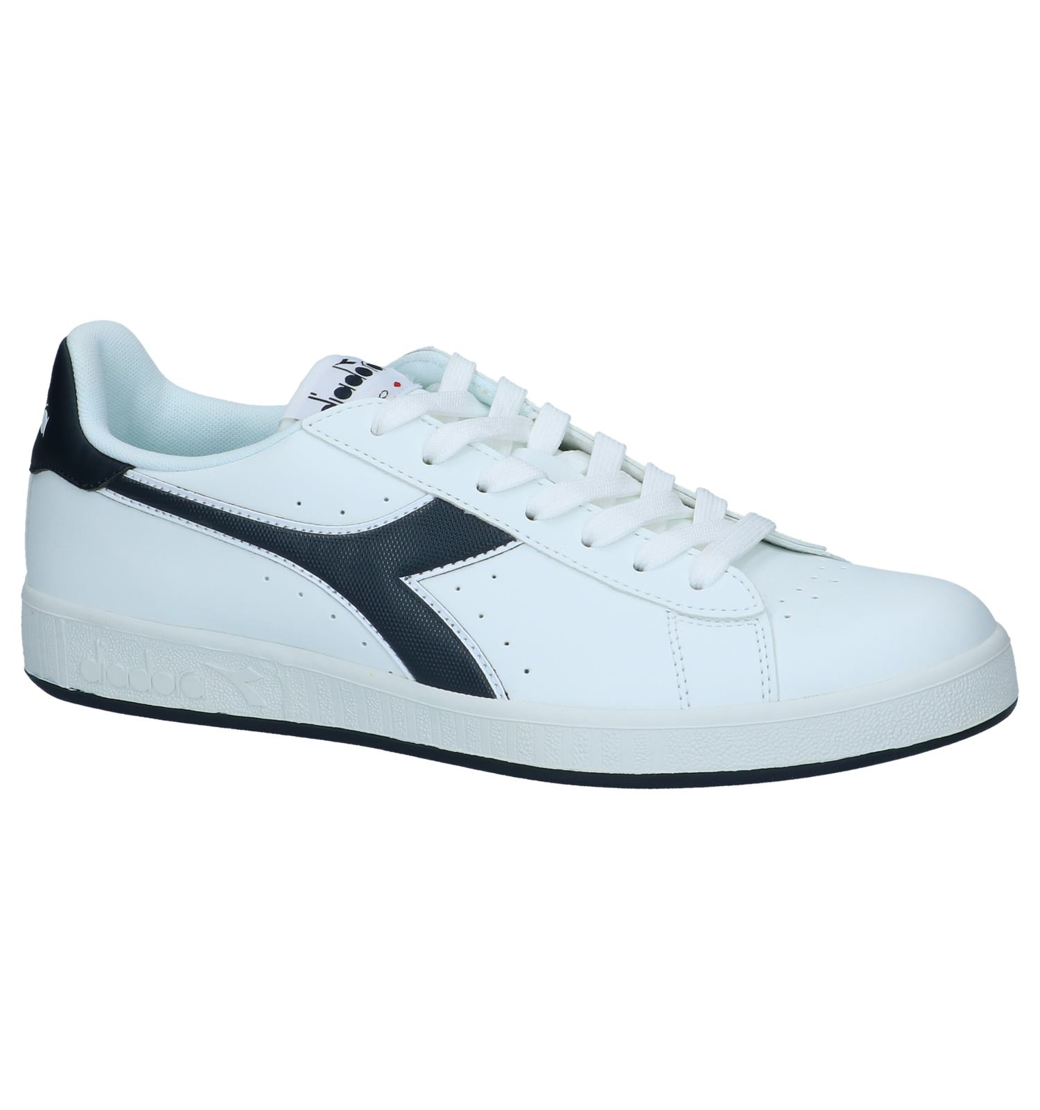 Witte Sneakers Diadora Game P | TORFS.BE | Gratis verzend en retour