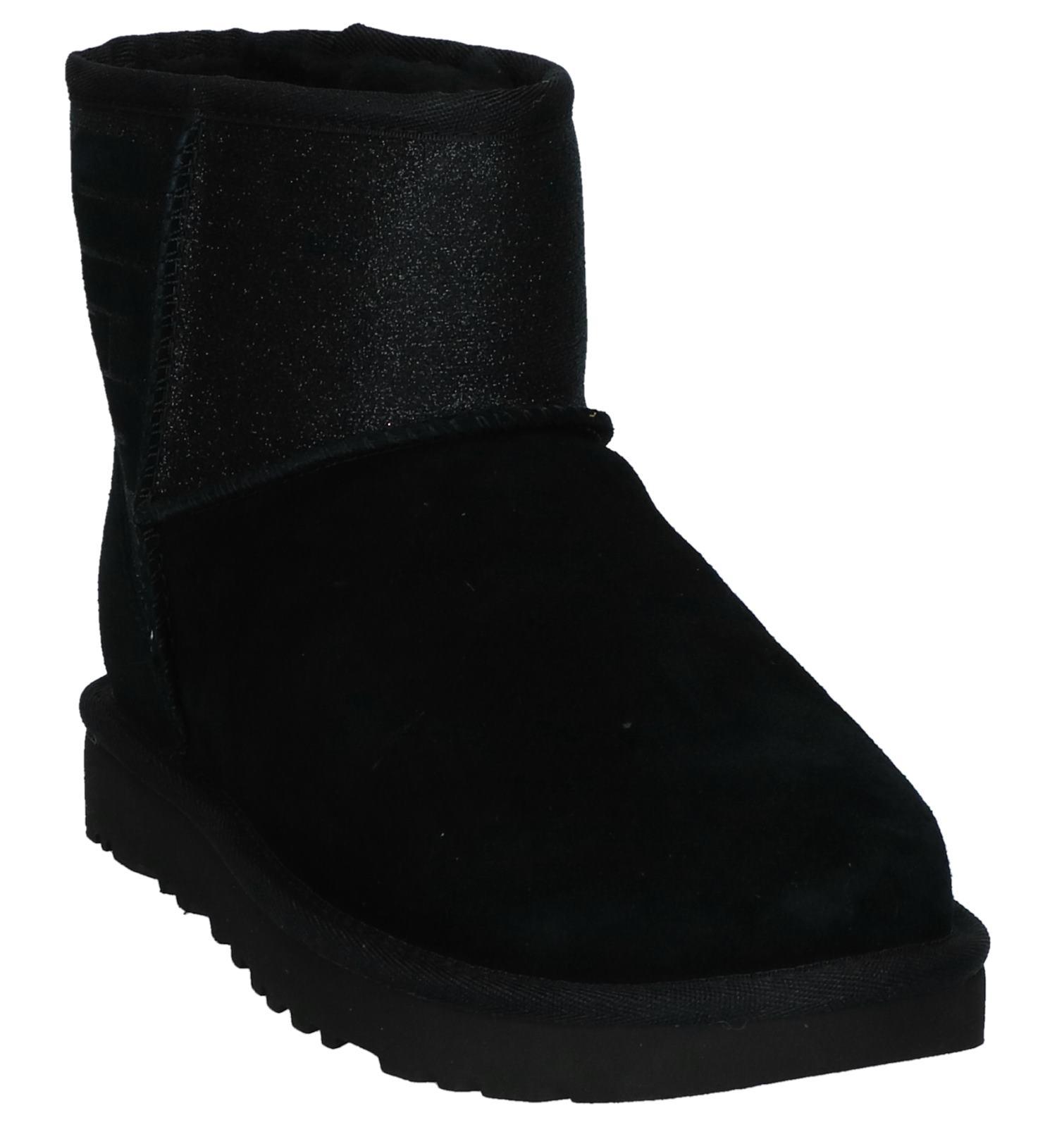 Zwarte Boots UGG Classic Mini | TORFS.BE | Gratis verzend en