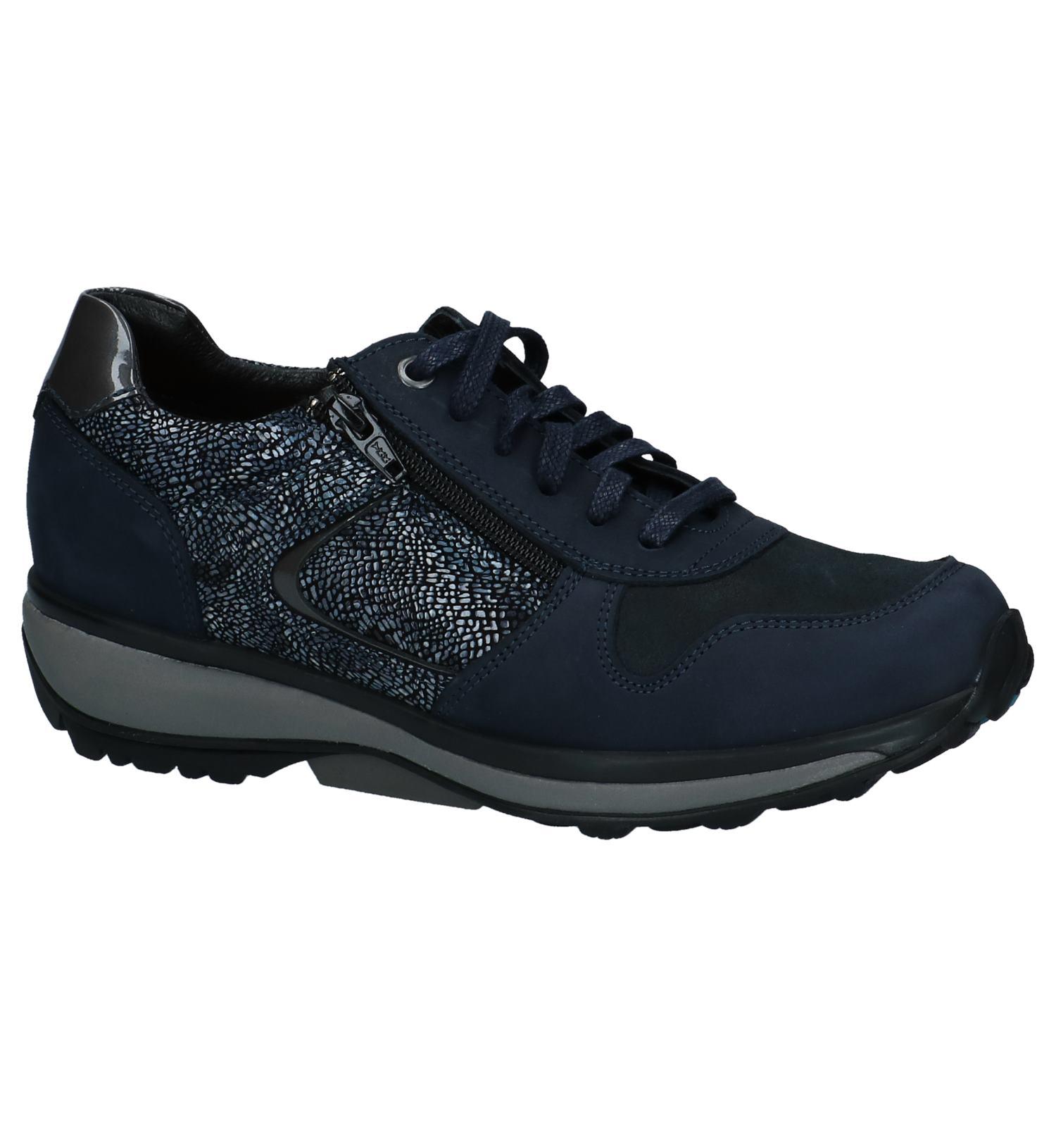 Xsensible Stretchwalker Dames Sneakers Taupe 30207.2   Van