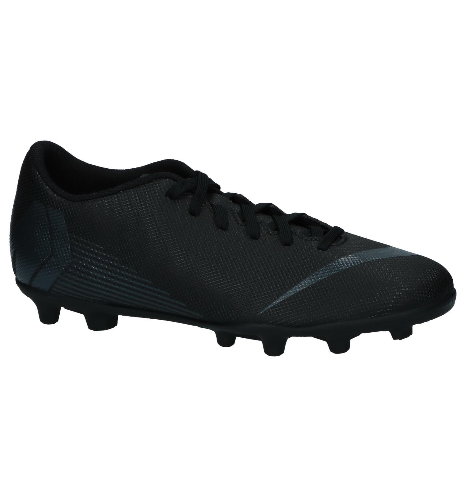 best loved 0eb43 4b5ec Nike Vapor Zwarte Voetbalschoenen met Noppen  TORFS.BE  Gratis verzend en  retour